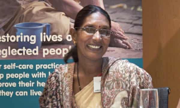 MDG : Leprosy and lymphatic filariasis : Sunita Kumari