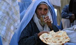 MDG : Elderly in Afghanistan