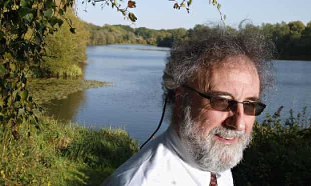 Scientist, Bob Watson, University of East Anglia, Norwich,