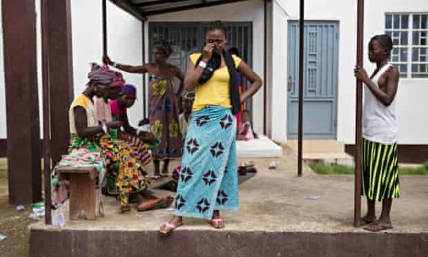 MDG : Women and ebola crisis in Sierra Leone