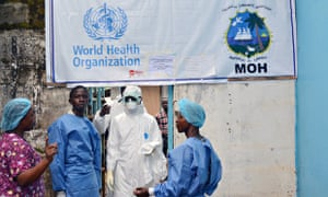MDG : Liberia health workers go on strike during ebola crisis