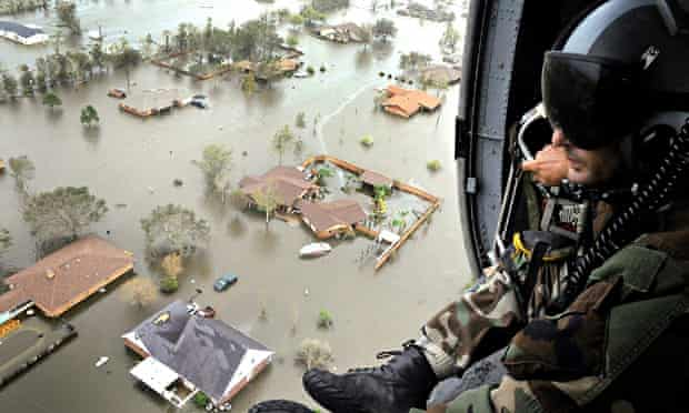 Global warming and climate change will change how US military trains and goes to war