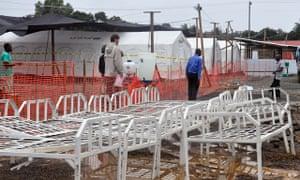 MDG: Ebola bureaucrats