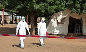 MDG : Ebola in Mali : Health workers in Kayes in area used for Ebola quarantine