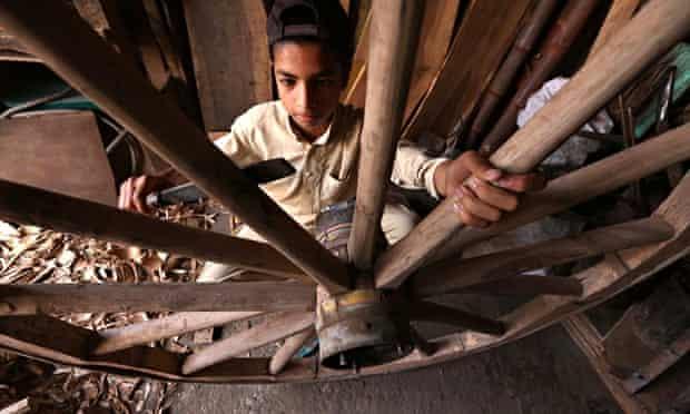 MDG : Child labor in Pakistan