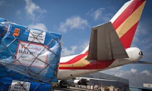Ebola response: US emergency medical aid