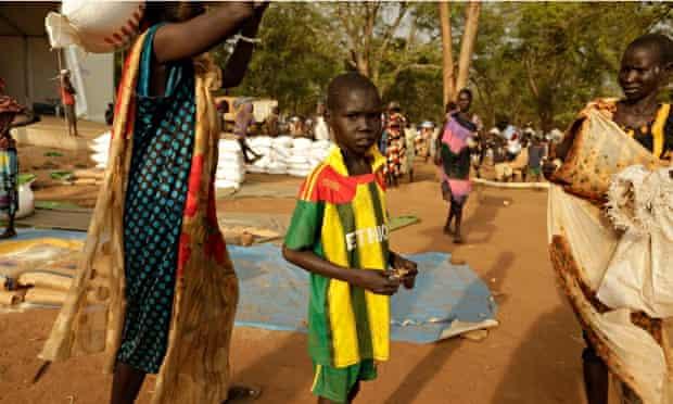 MDG : South Sudane refugees in Gambella, Ethiopia