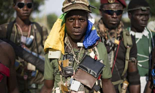 Anti-balaka militia in CAR