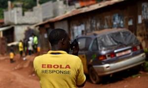 MDG : Ebola response : UN World Food Programme