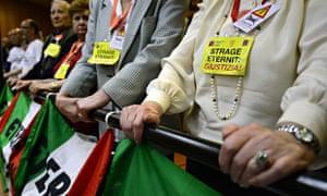 MDG : landmark asbestos case in Italy