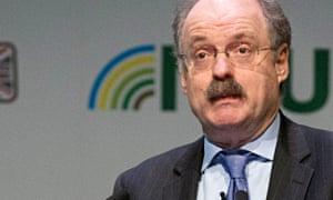 Sir Mark Walport Chief Scientific Adviser