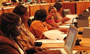 Rwanda parliament