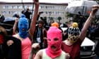 MDG Podcast on women movements : Russian punk group Pussy Riot members