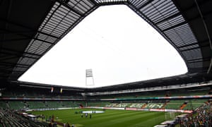Werder Bremen uses renewable energies and equiped their stadium around with solar panels