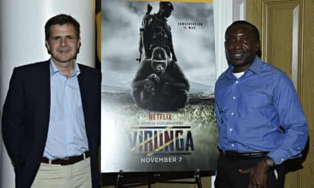 New York Screening Of Netflix Original Documentary VIRUNGA