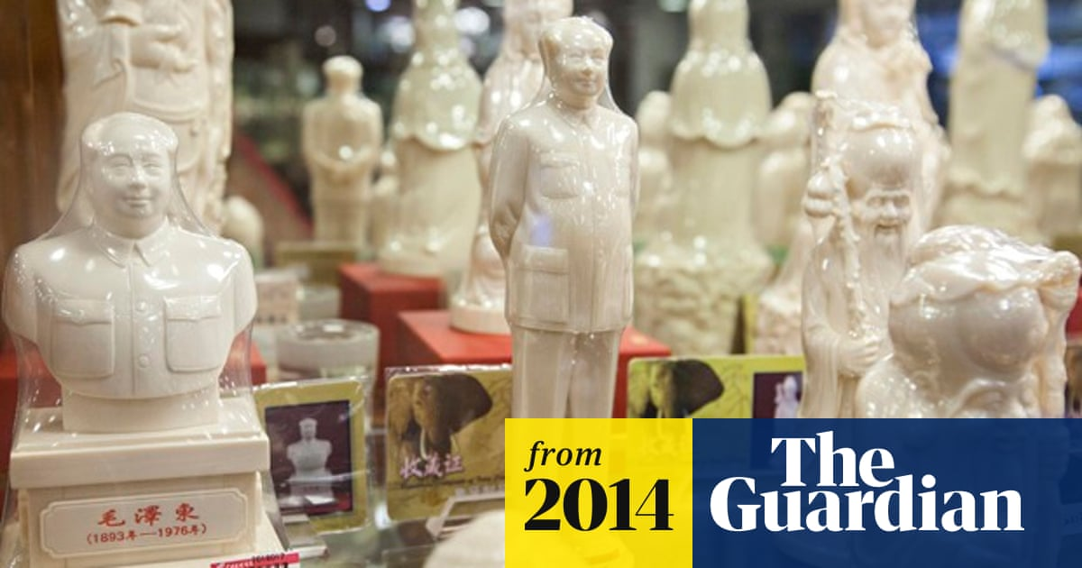 Chinese demand for ivory is devastating Tanzania's elephant