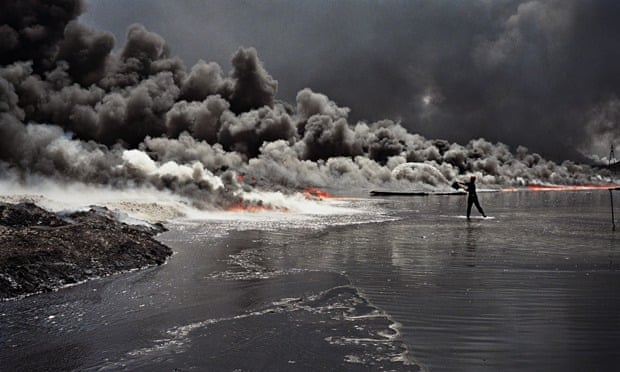 What S The Environmental Impact Of Modern War