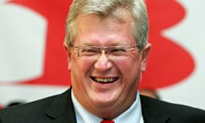 MDG : Karl Lippert as President of Bavaria, a SABMiller beer company