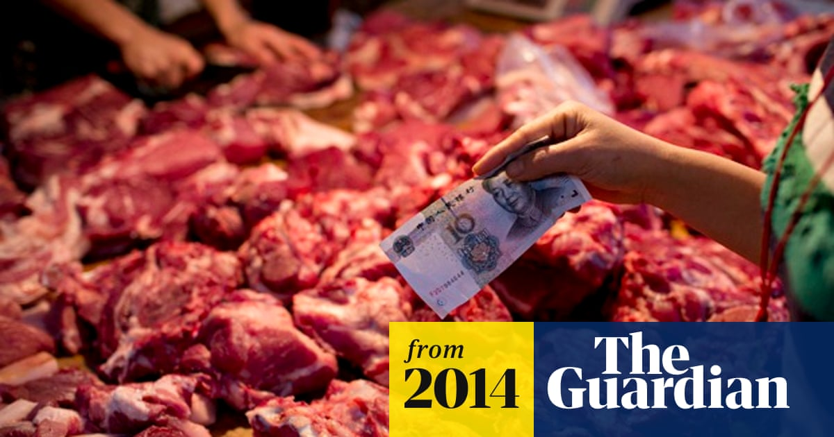 Eating less meat essential to curb climate change, says