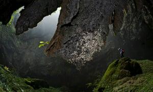 Thien Duong or Paradise cave in Phong Nha-Ke Bang National Park, World Heritage Site