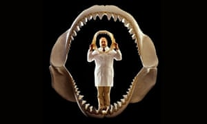 Geoge Mombiot on Sharks : Sharks jaws