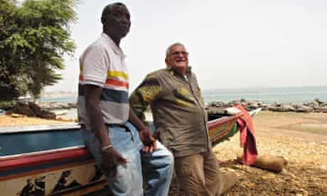 MDG : Senegal Minister of Ecology Haïdar el Ali and illegal fishing
