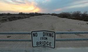 Climate change : California's Central Valley Impacted By Major Drought