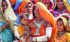 MDG : Drought in Pakistan : Famine claims lives of more than 100 children in Tharparkar