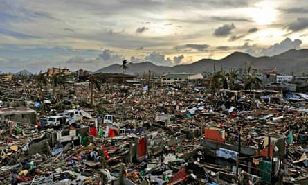 MDG : Typhoon Haiyan in Philippines : Humanitarian Efforts Continue