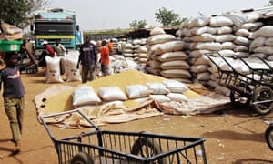 MDG: Nigeria food security