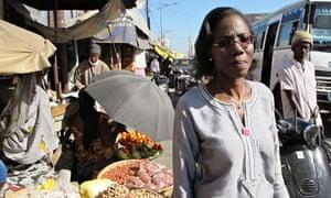 MDG : Senegal women's legal aid : Fatou Kiné Camara, president of the Senegalese women lawyers