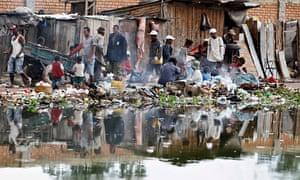 MDG : Sanitation in Sourthern Africa : Madagascar