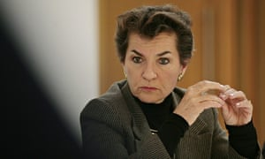 UNFCCC United Nations Framework Convention on Climate Change Executive Secretary Christiana Figueres