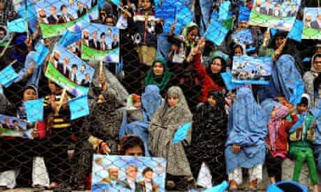 MDG: Afghan women