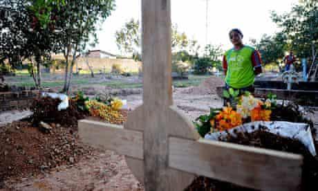 Killing of land rights and the environment actvists in Brazil : Maria do Espirito Santo da Silva