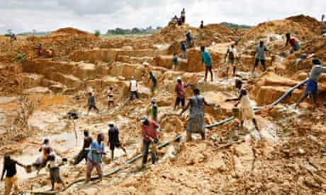 Sierra Leone mining