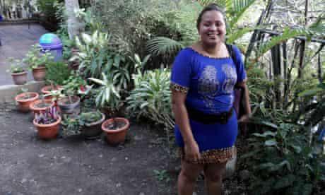MDG : abortion in El Salvador : Cristina Quintanilla