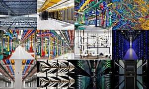 Google's data centers