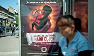 MDG : Anti-abortion lobby in EU : Pro-life campaign in Hungary