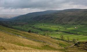 Country Diary : Spring sunlight drifting across Upper Wharfedale