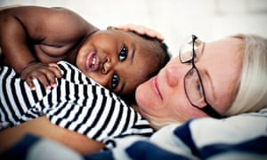 MDG : Denmark Bans adoption from Nigeria : Adopted girl in Lagos