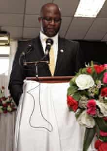 MDG : Malawi elections candidates : United Democratic Front (UDF) party Atupele Muluzi