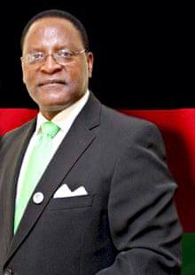 MDG: Malawi elections : Lazarus Chakwera of the MCP