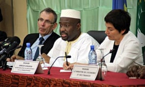 MDG : Commissioner Piebalgs visits Mali on anniversary of donor conference