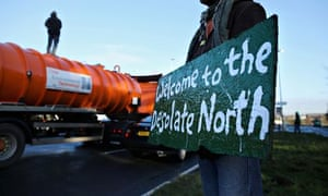 Anti-fracking Protest Camp At Barton Moss