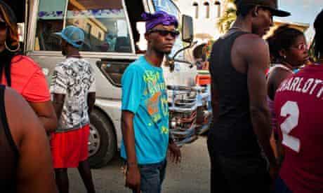 MDG: (N) Dominican Republic : Haitian descent Alejandro Pierre