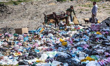 MDG Landfill in Tunisia 009