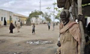MDG : Famine and food shortage in Hudur, Somalia
