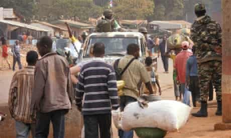 MDG : Central African Republic , CAR refugees in Cameroon