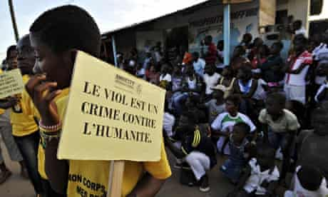 MDG : Rape in Ivory Coast : Rape is a crime against humanity